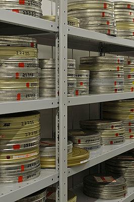 Filmarchiv - p345m1200453 von Rainer Gollmer