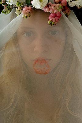 Bride - p6780005 by Christine Mathieu