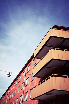 Building and sky - p312m1187741 by Dan Lepp