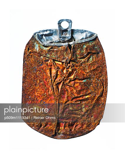 Getränkedose - p509m1119341 von Reiner Ohms