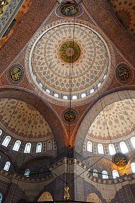 Neue Moschee, Yeni Cami - Istanbul - p1259m1064597 von J.-P. Westermann
