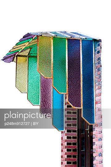 Plainpicture plainpicture p248m912727 vordach aus - Vordach kaufen ...