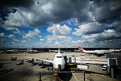 Airport London - p584m1026245 by ballyscanlon