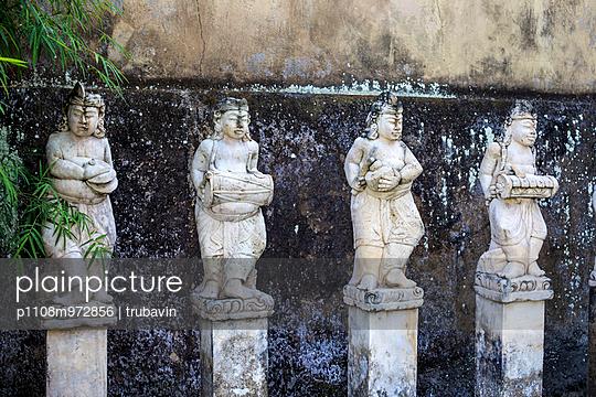 Skulpturen auf Bali - p1108m972856 von trubavin