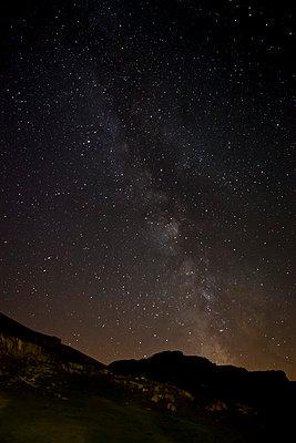 Starry sky - p1059m815218 by Philipp Reiss