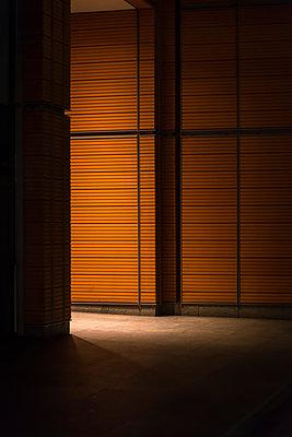 Orange wall - p1170m2045727 by Bjanka Kadic