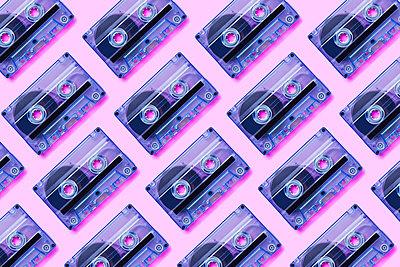 Cassettes - p1149m1591154 by Yvonne Röder