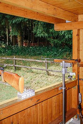 Shooting range - p1085m2260248 by David Carreno Hansen