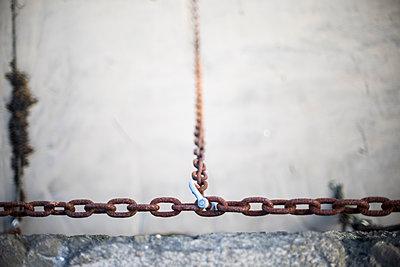 Mooring Chain - p1309m1169177 by Robert Lambert