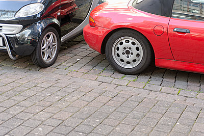 Parked cars - p300m1081571f by visual2020vision