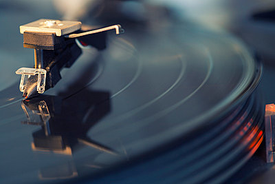 Record player - p330m793984 by Harald Braun