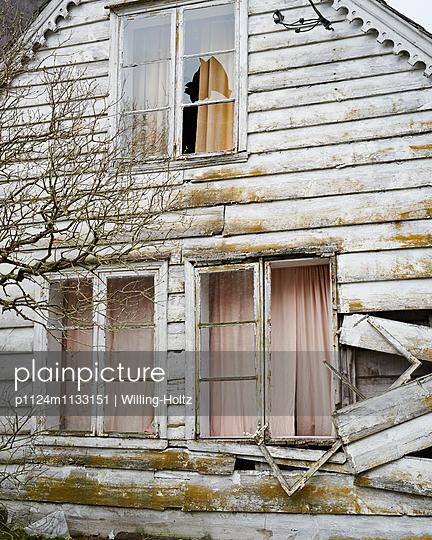 Unbewohntes Haus in Norwegen - p1124m1133151 von Willing-Holtz