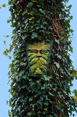 Green man - p1562m2254545 by chinch gryniewicz