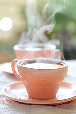 Afternoon tea - p1106m887119 by Angela DeCenzo