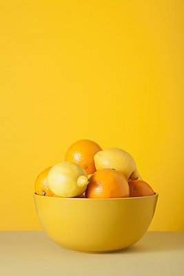 Citrus fruits - p454m1030907 by Lubitz + Dorner