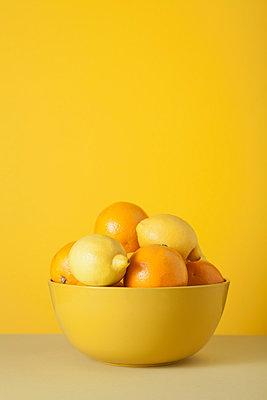 Zitrusfrüchte - p454m1030907 von Lubitz + Dorner