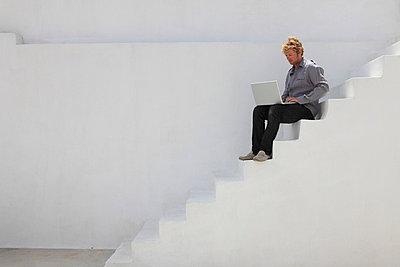Life-Work-Balance - p0452385 von Jasmin Sander