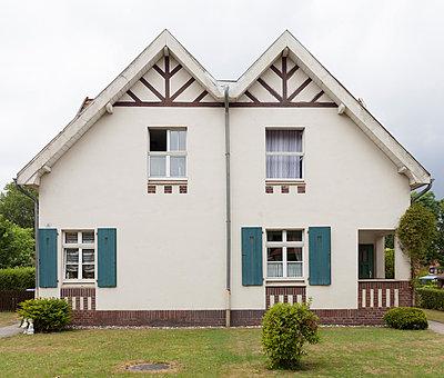 Haus in der Siedlung Teutoburgia V - p105m882385 von André Schuster