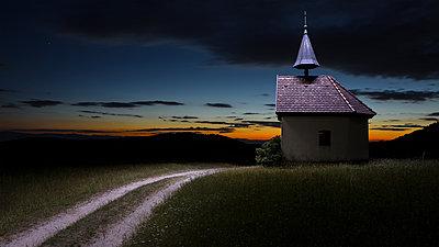Kapelle - p1464m1527752 von Florian Krause