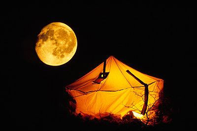 Full moon - p2001551 by Jean Bruneau