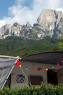 Camping - p249m945111 by Ute Mans