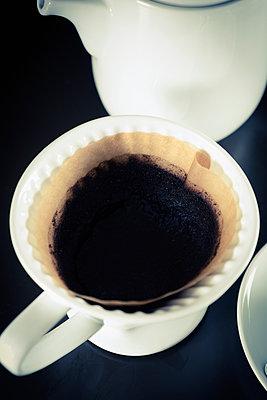 Kaffeefilter - p1149m1200377 von Yvonne Röder