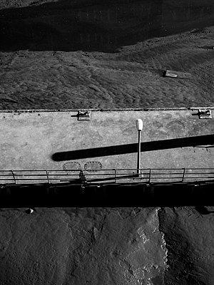 Nikolaifleet bei Ebbe, Hamburg - p1493m1584567 von Alexander Mertsch