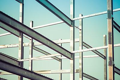Stahlskelett - p401m1059507 von Frank Baquet