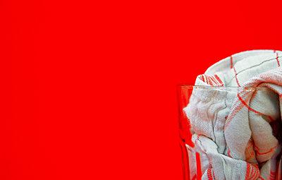 Spültuch im Glas - p1340117 von visual2020vision