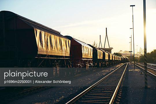 Goods train - p1696m2293001 by Alexander Schönberg