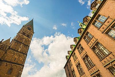 Altstadt von Bremen - p1332m1446136 von Tamboly