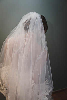 The veil - p1150m2014700 by Elise Ortiou Campion