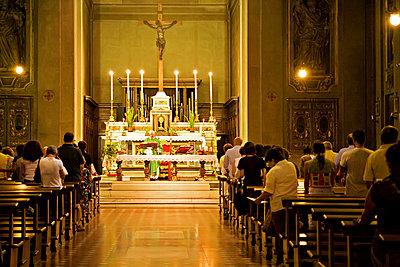 Sonntagsgebet - p6800214 von Stella Mai