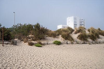 France, La Grande Motte, Grand Travers Beach - p778m2288505 by Denis Dalmasso