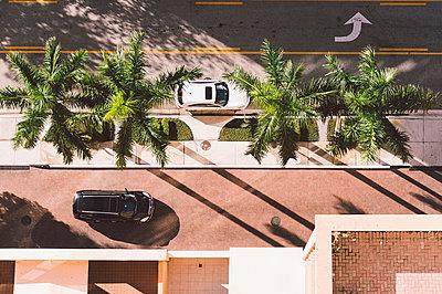 Sky perspective, Miami - p1085m987651 by David Carreno Hansen