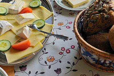 Frühstück - p470m758147 von Ingrid Michel