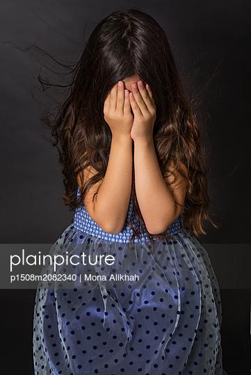 Trauriges Mädchen - p1508m2082340 von Mona Alikhah