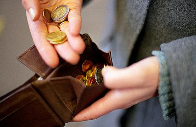 Geld in der Hand - p0041147 von Torff