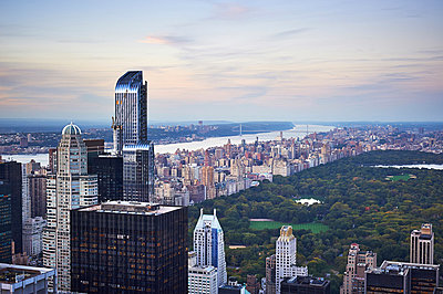 Upper West Side Manhattan - p900m880293 by Michael Moser