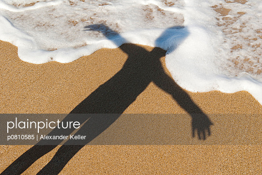 Kind am Meer - p0810585 von Alexander Keller