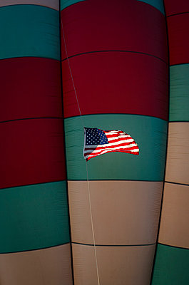 The Albuquerque International Balloon Fiesta draws spectators from around the world.  - p343m958141 by Jeremy Wade Shockley