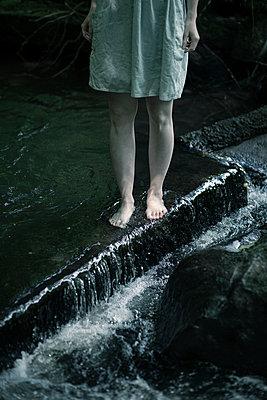 Barefoot - p992m944807 by Carmen Spitznagel
