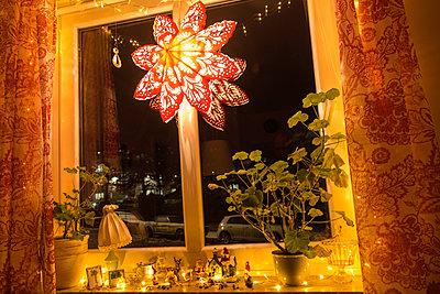Christmas decorations - p1418m1572318 by Jan Håkan Dahlström