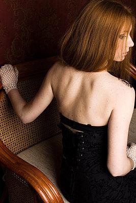 Red-haired I - p1063m822911 by Ekaterina Vasilyeva
