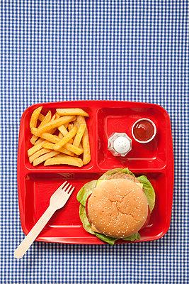Mittag in der Kantine - p4541633 von Lubitz + Dorner