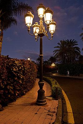 Straßenlaterne  - p1330m1474863 von Caterina Rancho