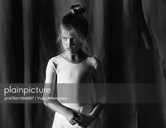 Ballet dancer - p1476m1564087 by Yulia Artemyeva