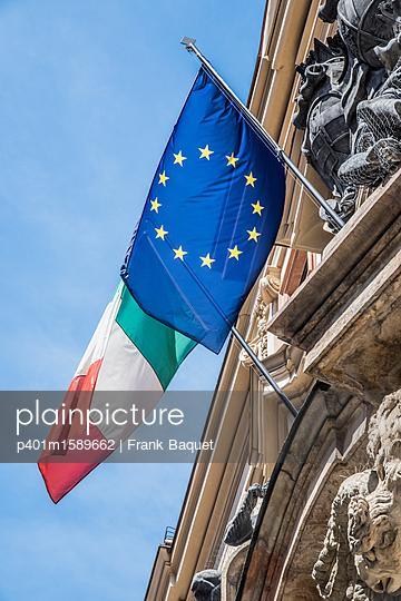 Italienische Botschaft Prag - p401m1589662 von Frank Baquet