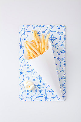 French fries - p4541075 by Lubitz + Dorner