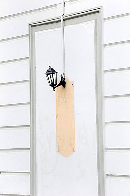Wandlampe - p949m658115 von Frauke Schumann